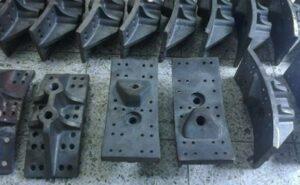Parrillas de hierro fundido